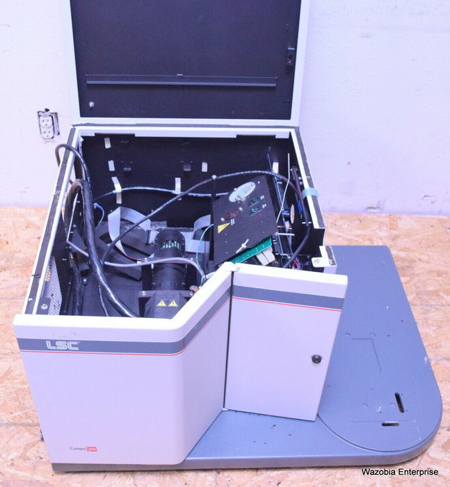 COMPUCYTE LSC MODEL LSC-1 LASER SCANNER