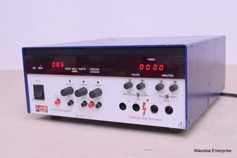 LKB BROMMA 2197 ELECTROPHORESIS POWER SUPPLY