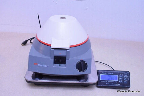 IEC MEDISPIN CENTRIFUGE ROTOR  WITH BUCKETS