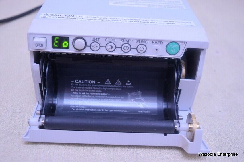 MITSUBISHI MODEL P95 GRAPHIC PRINTER