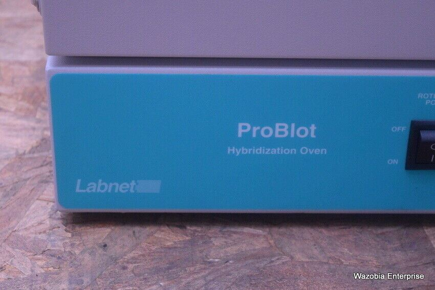 LABNET PROBLOT HYBRIDIZATION OVEN MODEL L6