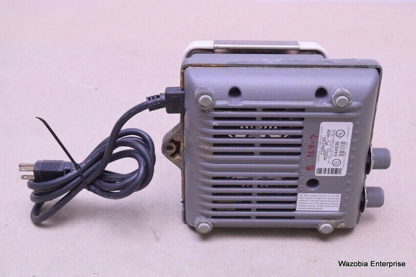 CORNING STIRRER/HOTPLATE MODEL PC-420