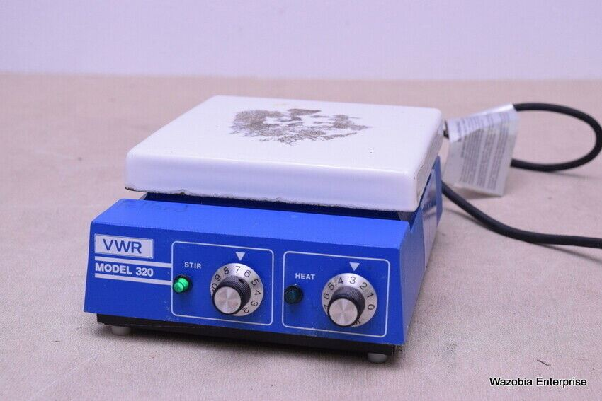 THERMOLYNE VWR MODEL 320 HOTPLATE STIRRER