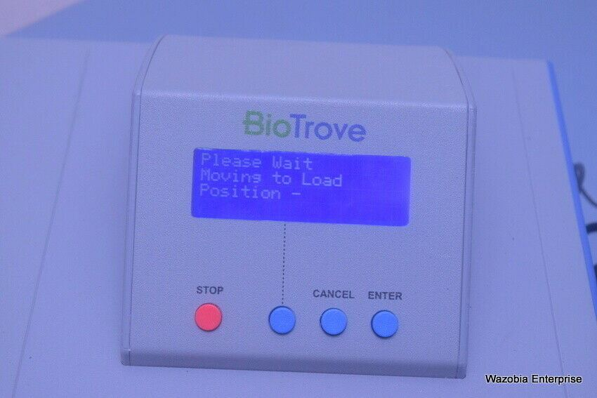 BIOTROVE OPENARRAY NT IMAGER MODEL 20001 WITH AUTO LOADER