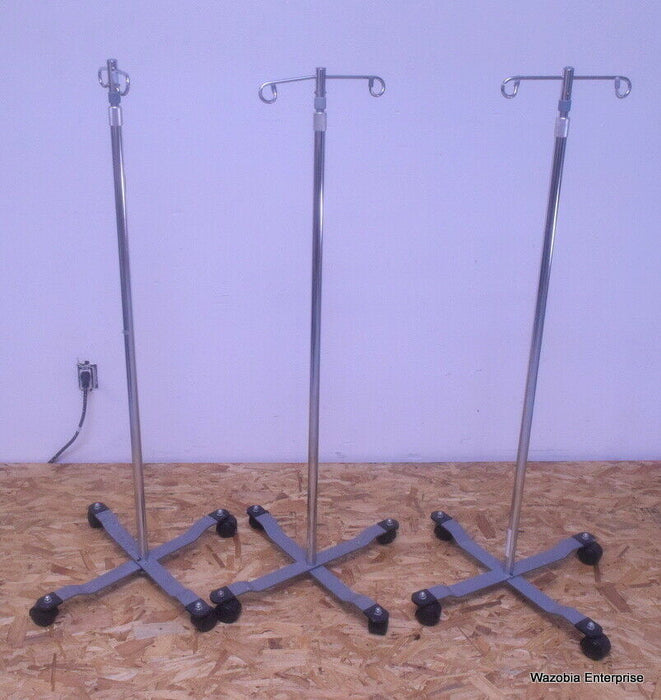 LOT OF 3  PSS SELECT MEDICAL STANDS