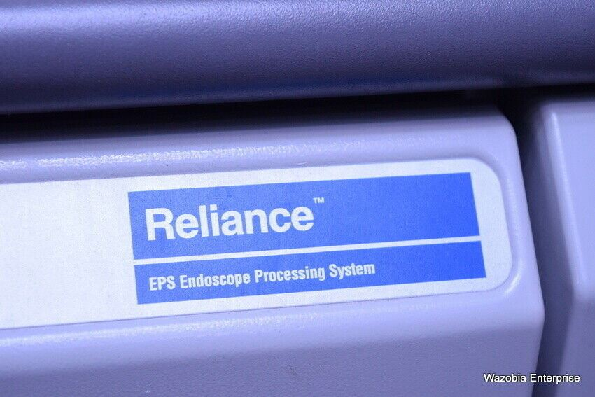 STERIS RELIANCE EPS ENDOSCOPE PROCESSING SYSTEM