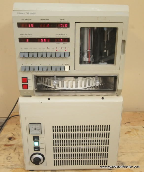 WATERS WISP 712 AUTOMATIC SAMPLE INJECTION SYSTEM HPLC