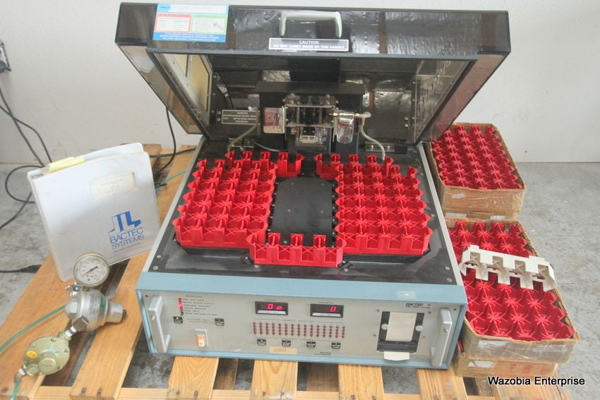 BACTEC TB-460 BLOOD CULTURE  SYSTEM MODEL 460 TUBERCULOSIS DIAGNOSIS