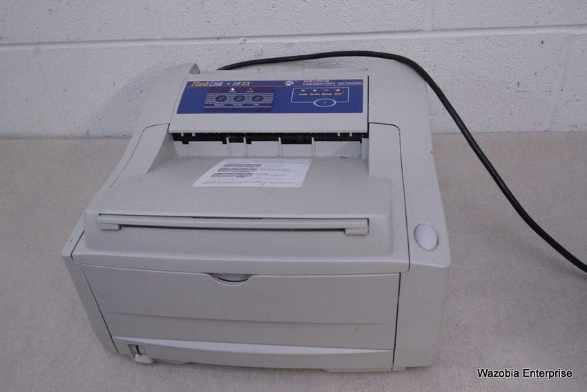 FLASHLINK 19 EX SPECTRUM LABORATORY NETWORK PRINTER