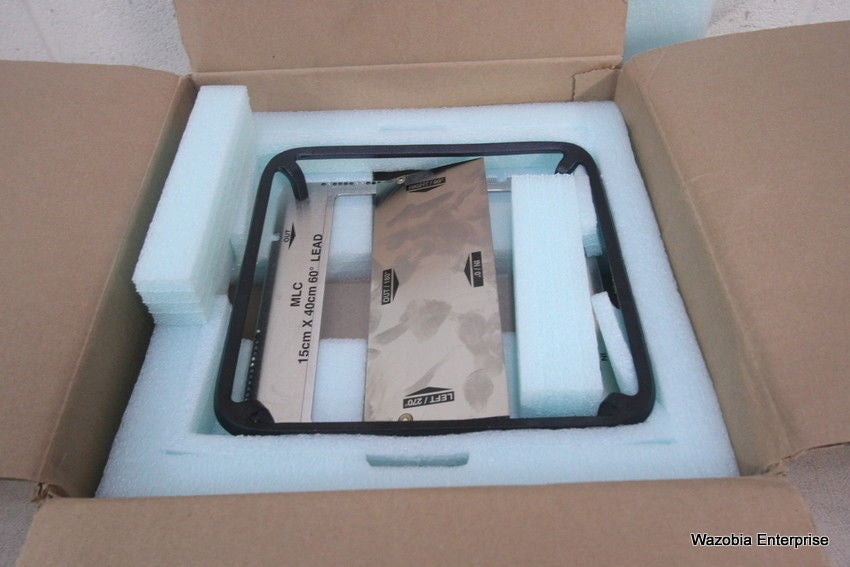 VARIAN ONCOLOGY MEDICAL SYSTEMS MLC WDG TRAY ASSY UPPER 110209504 15CM X40CM 60