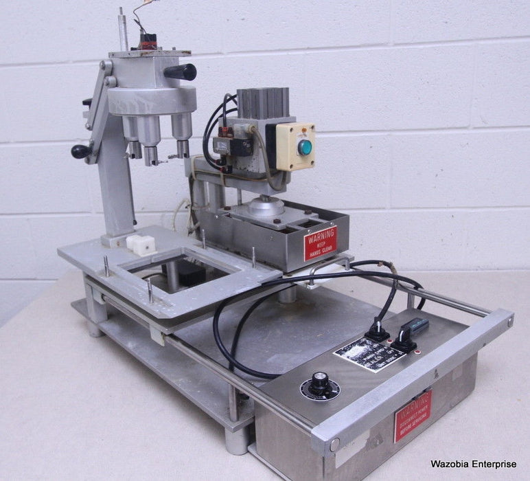 FILLING AND SEALING MACHINE FILLER SEALER UNIT DOSE