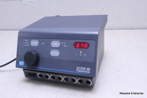 E-C APPARATUS ELECTROPHORESIS POWER SUPPLY MODEL EC250-90