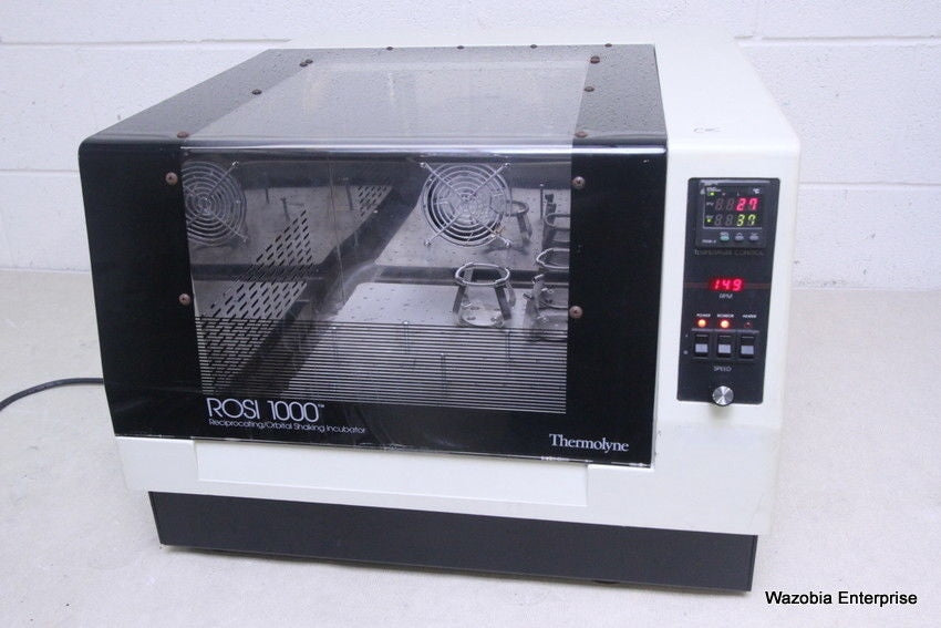 THERMOLYNE ROSI 1000 RECIPROCATING ORBITAL SHAKING INCUBATOR