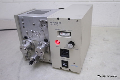 WATERS MODEL 510 SOLVENT DELIVERY SYSTEM  HPLC PUMP