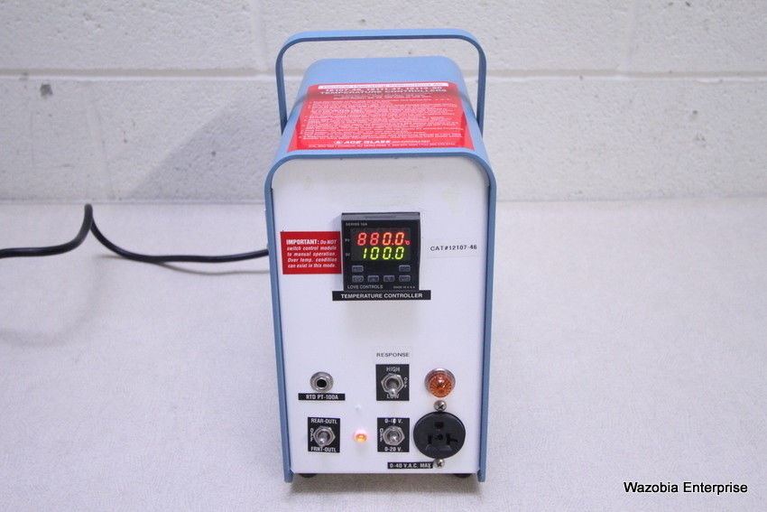 ACE GLASS RTD TEMPERATURE CONTROLLER 12107-46