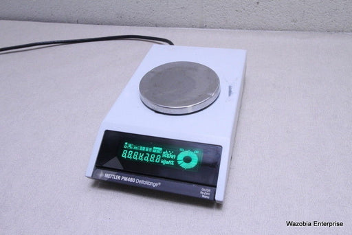 METTLER PM480 DELTARANGE LABORATORY DIGITAL SCALE PM  480