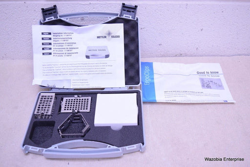 METTLER TOLEDO ERGOCLIPS FOR USE WITH DIGITAL LABORATORY SCALE