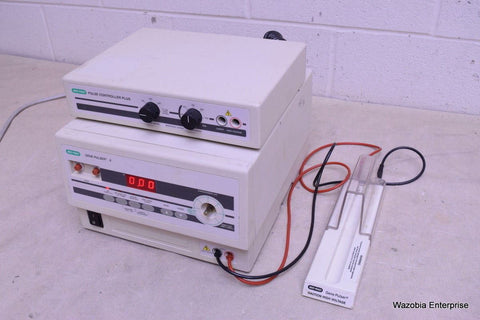 BIO-RAD GENE PULSER II WITH PULSE CONTROLLER PLUS 165-2110
