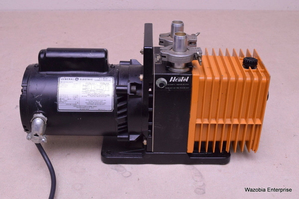 ALCATEL - GENERAL ELECTRIC VACUUM PUMP MODEL 5KC36LN83X