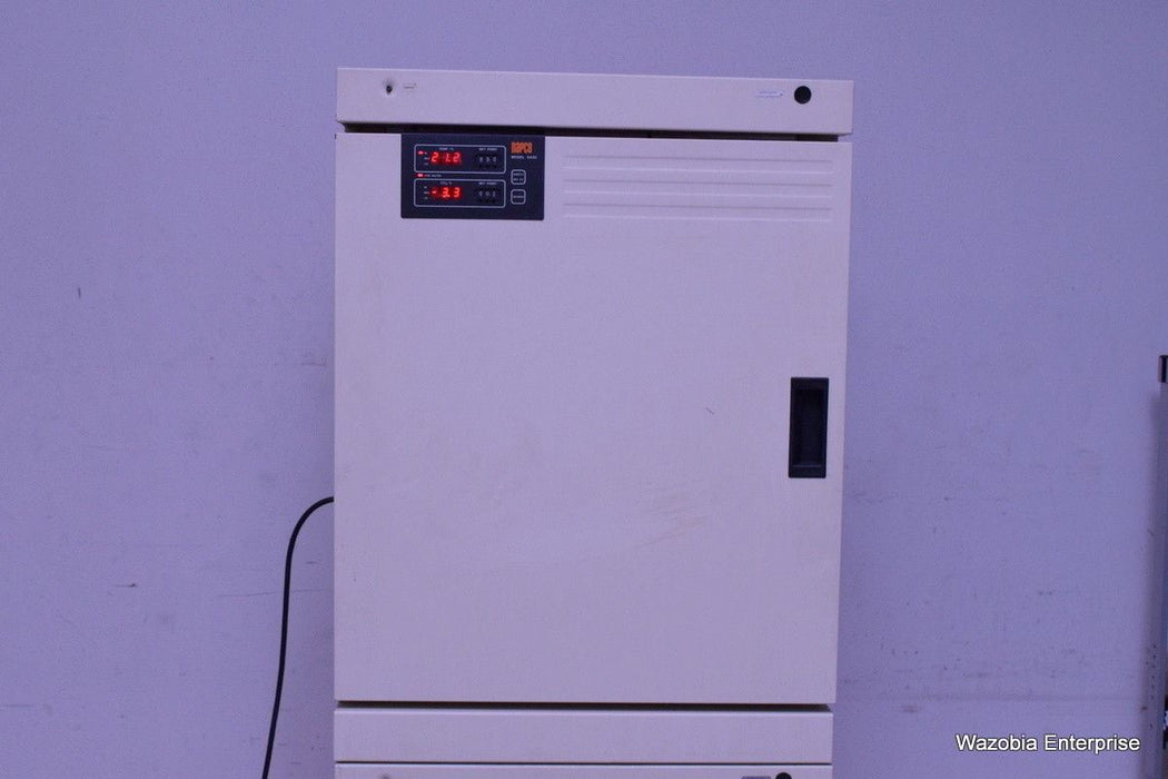 NAPCO SCIENTIFIC WATER JACKETED CO2 INCUBATOR MODEL 5430