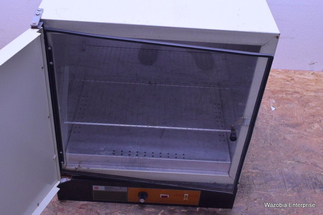 FISHER ISOTEMP INCUBATOR 200 SERIES MODEL 255D