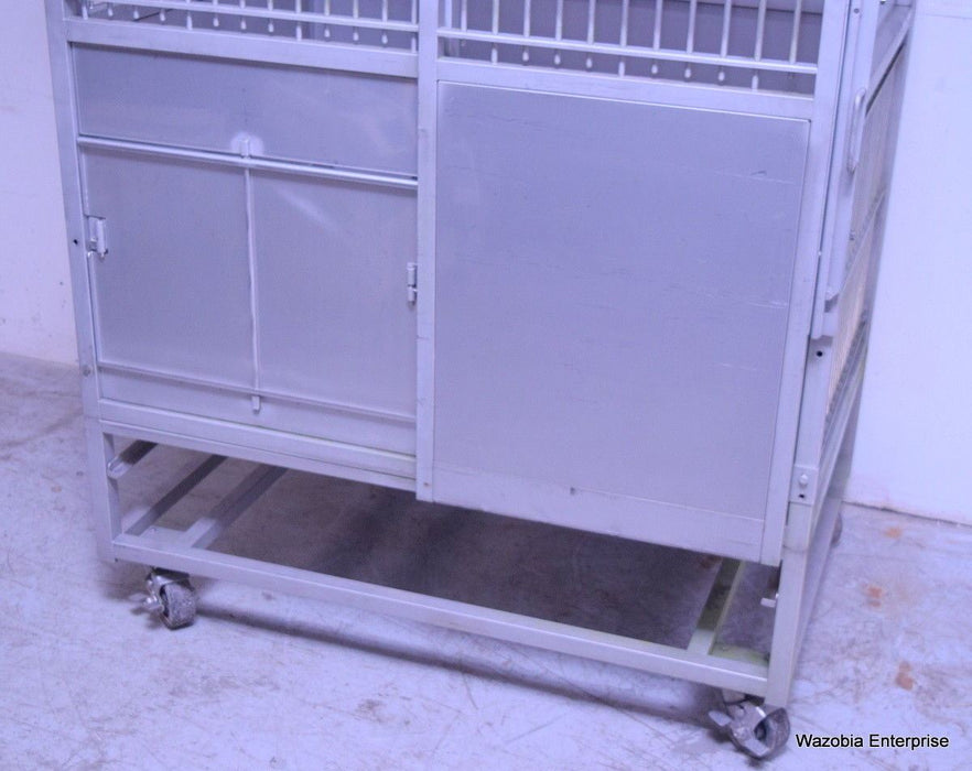 PE&F81952  STAINLESS STEEL CAGES