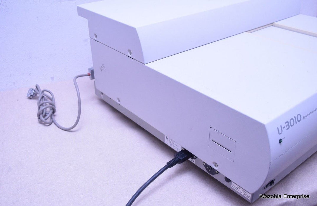 HITACHI MODEL U-3010 SPECTROPHOTOMETER