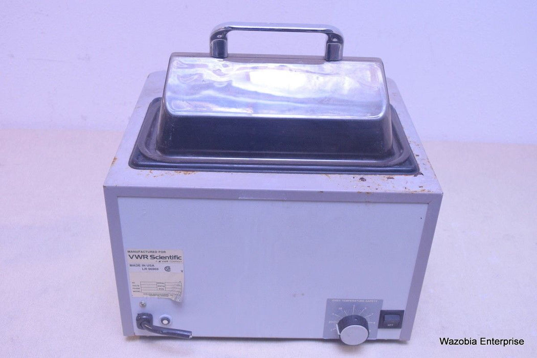 VWR SCIENTIFIC PRODUCTS HEATED WATER BATH SHEL LAB MODEL 1225 PC