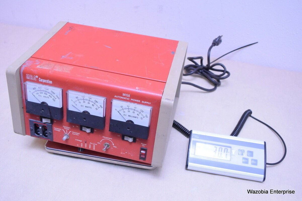 MRA CORPORATION M158 AUTOMATIC POWER SUPPLY
