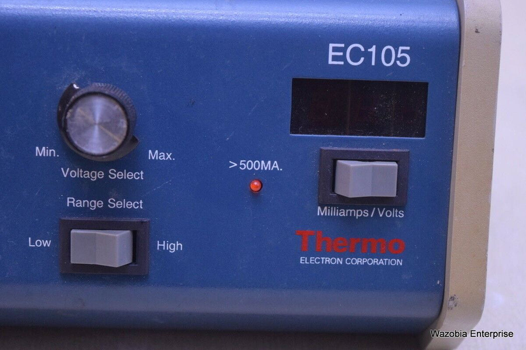 THERMO EC MODEL 105 POWER SUPPLY