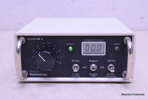 NEURO TECHNOLOGY DIGISTIM II NERVE STIMULATOR