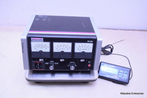 FISHER BIOTECH ELECTROPHORESIS SYSTEM MODEL FB 500