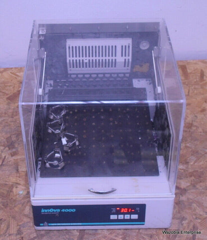 NEW BRUNSWICK SCIENTIFIC INNOVA 4000 INCUBATOR SHAKER