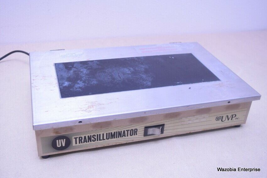 UVP UV CHROMATO VUE TRANSILLUMINATOR  MODEL TM-36