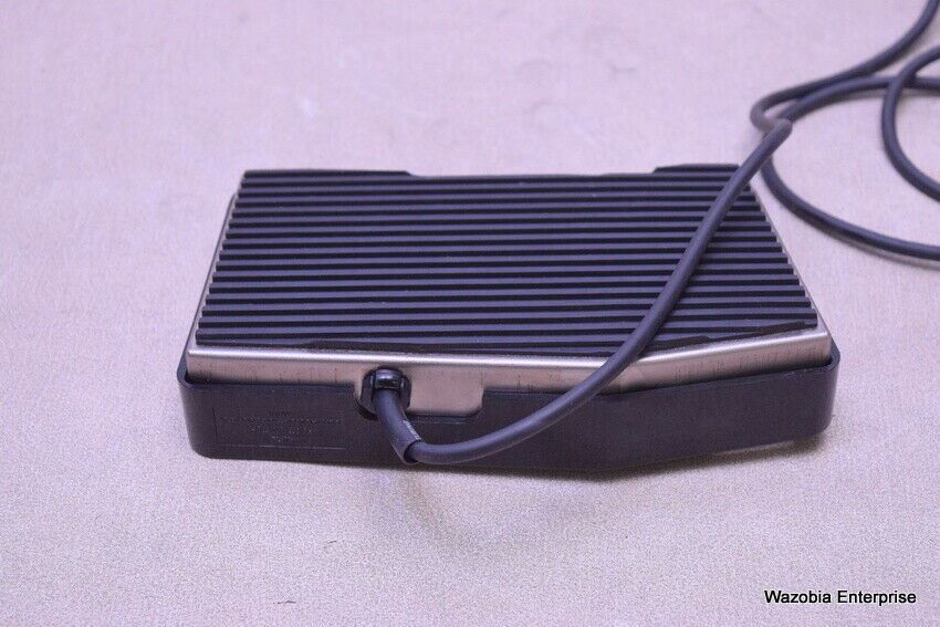 OLYMPUS OPTICAL RS 12  FOOT SWITCH PEDAL
