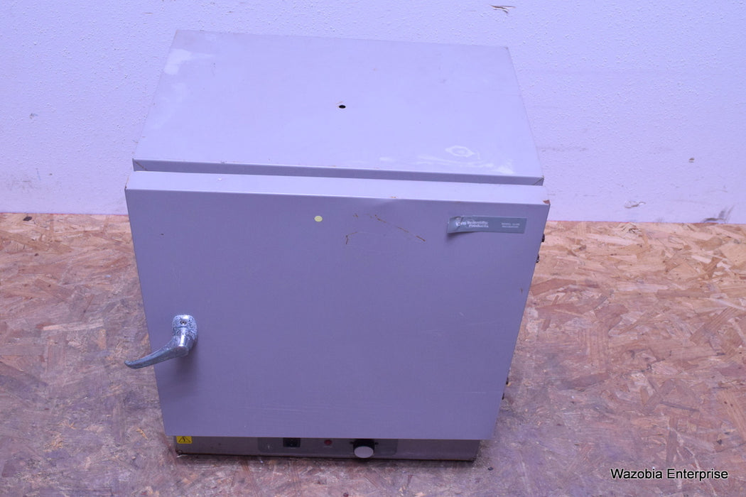 VWR SCIENTIFIC SHEL-LAB OVEN MODEL 1510E