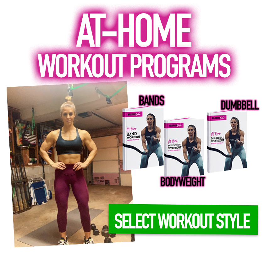 BUNDLE - At Home Workout Program