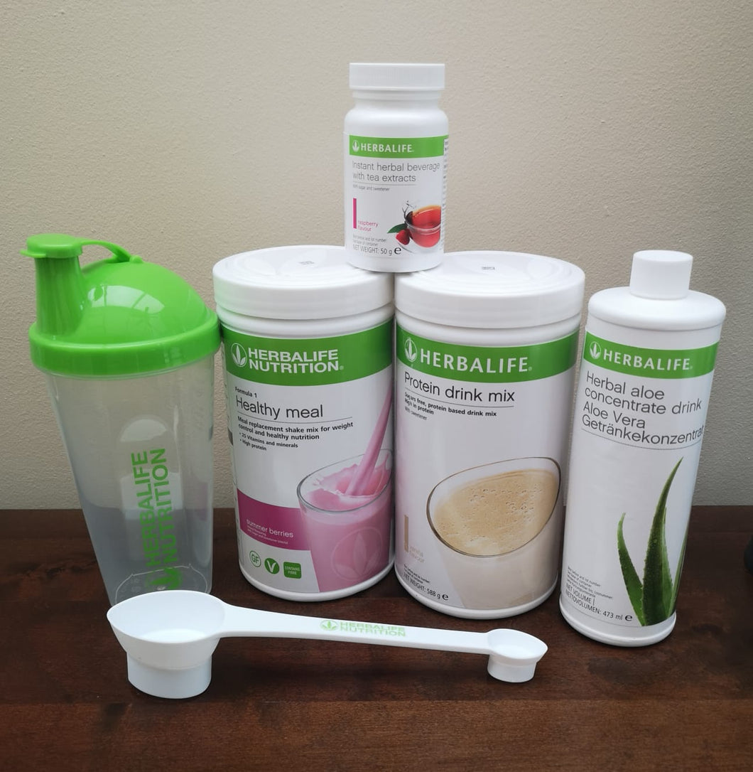 Healthy Breakfast - Herbalife Ideal Programme