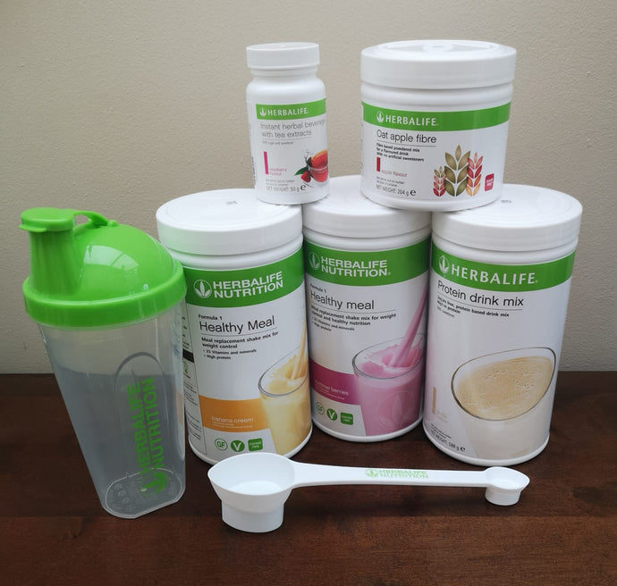 Body Fat Loss - Herbalife Ideal Programme