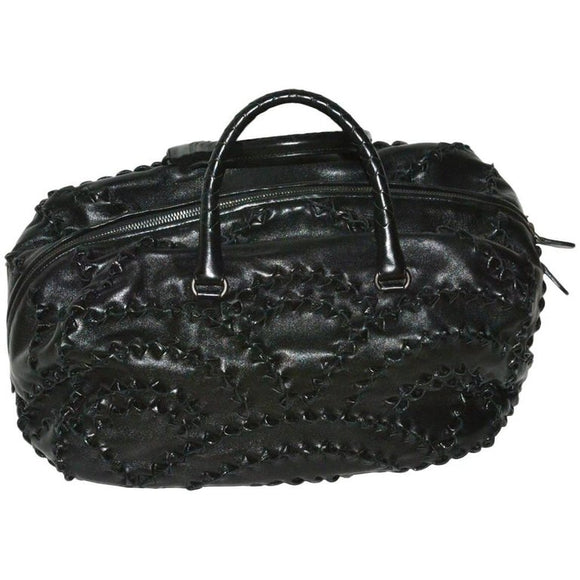 Bottega Veneta Large Woven Handbag - Gem de la Gem