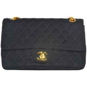 Chanel Wool Classic Flap Bag - Gem de la Gem
