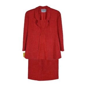 Holiday Ready Chanel 3 Piece Boucle Dress - Gem de la Gem
