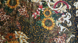 "Rare Chanel Four Seasons 70"" Silk Shawl - Gem de la Gem"