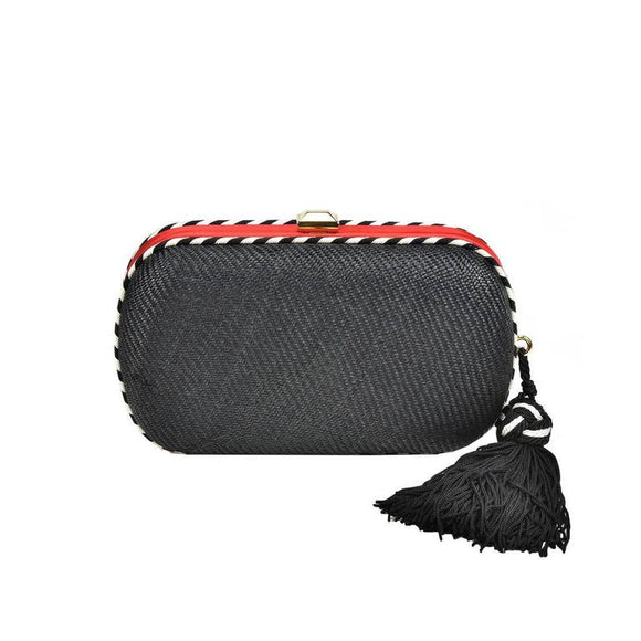 Unusual Bottega Veneta Tri-Color Knot Clutch - Gem de la Gem