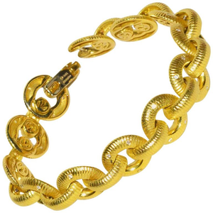 Chic Paul Morelli Gold and Diamond Bracelet - Gem de la Gem