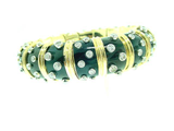 Tiffany & Co. Schlumberger Enamel Diamond Bracelet - Gem de la Gem