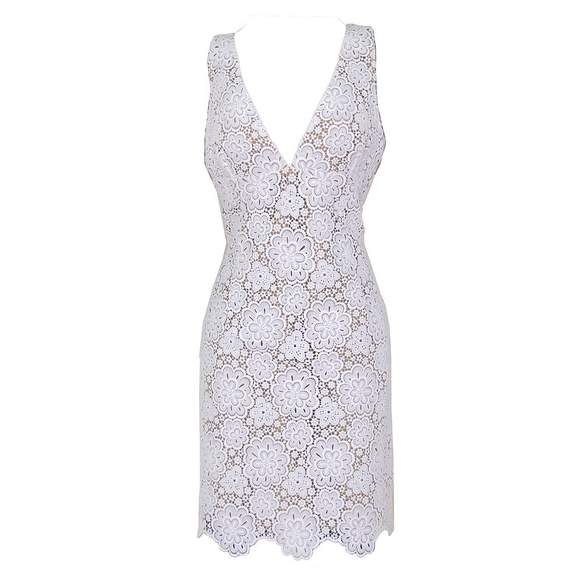 Beautiful Michael Kors Lace Dress - Gem de la Gem
