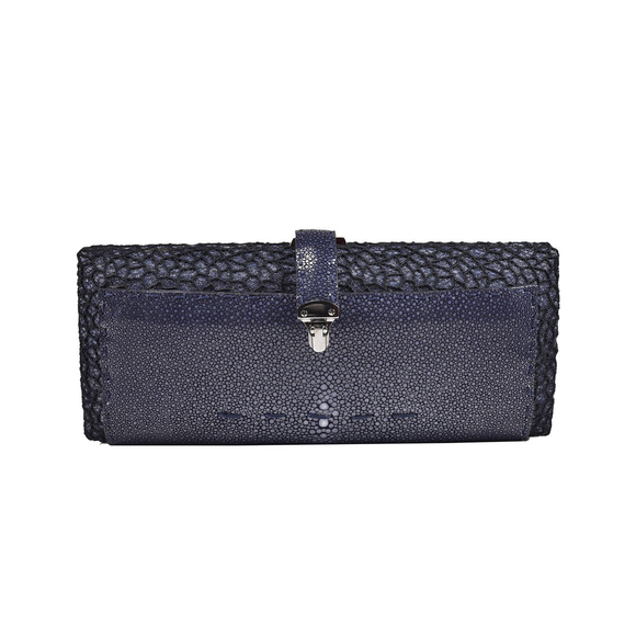 Breathtaking VBH Stingray Classic Clutch - Gem de la Gem