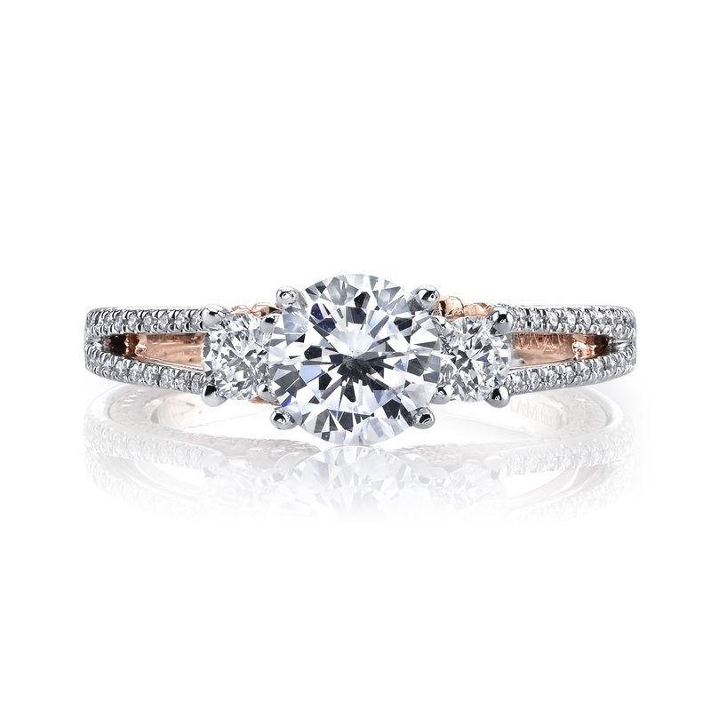 Ever After 3 Stone Engagement Ring