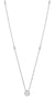 14K Diamond Pendant 1/10 ctw